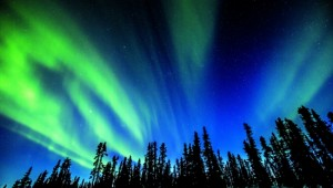 Yukon & Alaska Rundreise - Nordlichter in Yukon - Destination Canada
