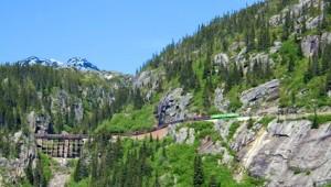 Yukon & Alaska Rundreise - White Pass & Yukon Route Railroad