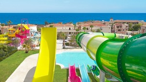 GRECOTEL Marine Palace & Suites - Aqua Park Rutschen