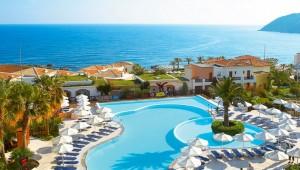 GRECOTEL Marine Palace & Suites - Meerblick und Pool