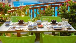 GRECOTEL Marine Palace & Suites - Restaurant