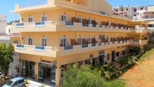 Kreta Rundreise - Hotel Astoria - Aussenansicht