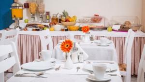 Kreta Rundreise - Hotel Astoria - Frühstücksraum