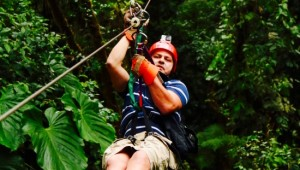 Costa Rica Reiseimpressionen - Adventure