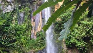 Costa Rica Reiseimpressionen - Wasserfall