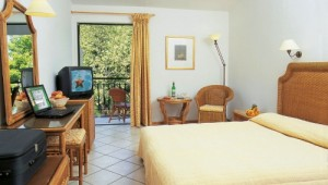 Griechenland Inselhüpfen Reise - Aquarius Hotel Vassilikos - Doppelzimmer