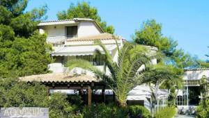 Griechenland Inselhüpfen Reise - Aquarius Hotel Vassilikos - Hauptgebäude