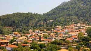 Griechenland Inselhüpfen Reise - Karia Dorf