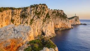 Griechenland Inselhüpfen Reise - Doukato Kap Lefkas