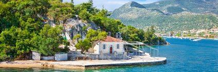 Griechenland Inselhüpfen Reise - Ekklisia Agia Kiriaki