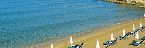 Griechenland Inselhüpfen Reise - Hotel Astra Village Svoronata - Strand