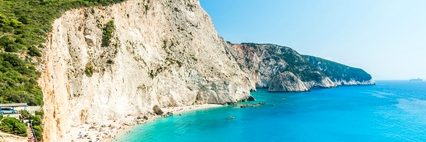 Griechenland Inselhüpfen Reise - Porto Katsiki
