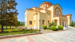 Griechenland Inselhüpfen Reise - Agios Gerasimos