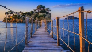 Griechenland Inselhüpfen Reise - Agios Sostis