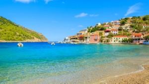 Griechenland Inselhüpfen Reise - Assos Kefalonia