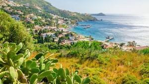 Griechenland Inselhüpfen Reise - Lefkas Küste