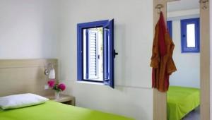 Griechenland Inselhüpfen Reise - Hotel Porto Galini Nikiana - Doppelzimmer