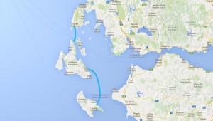 Griechenland Inselhüpfen Reise