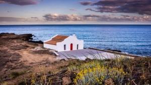Griechenland Inselhüpfen Reise - St Nikolaos Kirche