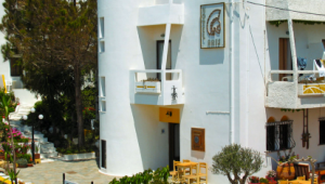 Kreta Rundreise - Hotel Aris Paleochora