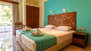 Kreta Rundreise - Hotel Aris Paleochora Zimmer